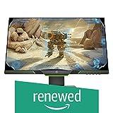 (Renewed) HP 25X 24.5-inch Full HD Gaming Display Monitor(Black)