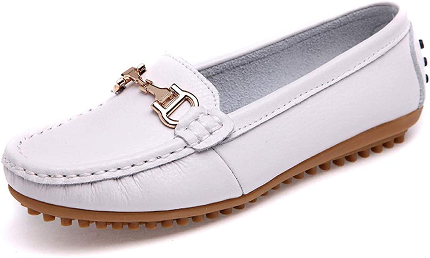 Kyle Walsh Pa Ladies Casual Flats Comfortable Driving shoes Female Ballet Moccasins