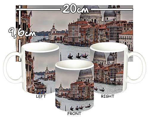 Basilica De Santa Maria Della Salute Venecia Tasse Mug