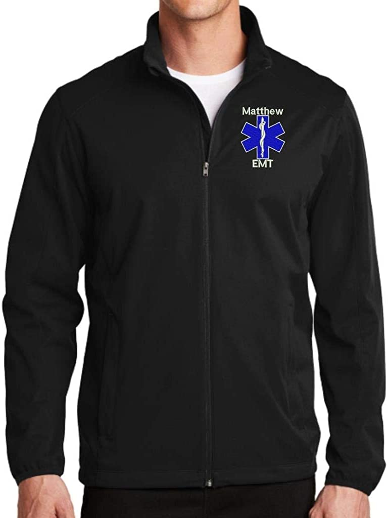 Why Not Stop N Shop Men's Personalized Paramedic EMT Max 75% OFF Quantity limited EMS Full
