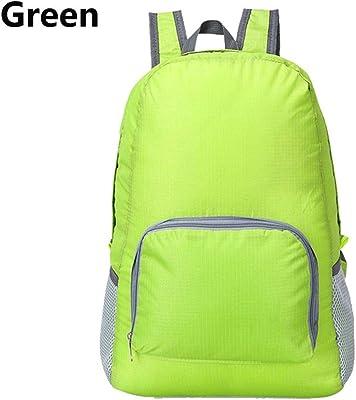 2018 20L Waterproof Nylon Lightweight Foldable Women Men Skin Pack Backpack Travel Rucksack