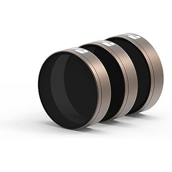 Color : Color3 HUIFANGBU HD Drone Grey ND Lens Filter for DJI Phantom 4 Pro