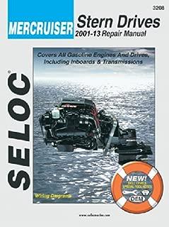Mercruiser - All Gasoline Engines/Drives, 2001 thru 2013 (Seloc Marine Manuals)