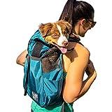 K9 Sport Sack Trainer | Dog Carrier Dog Backpack for Pets (Large, Eclipse)