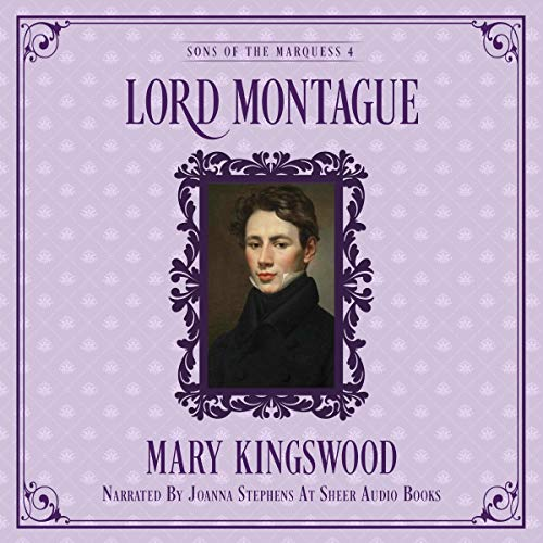 Lord Montague audiobook cover art