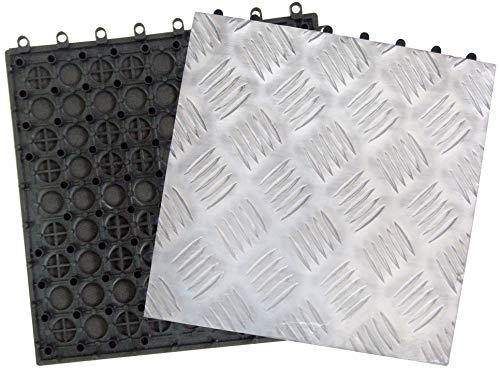 904116-833034 Kit tapis de voiture et protection de coffre en caoutchouc Noir