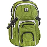 Concept One Ful Tman Laptop Backpack, OLIVE, One Size
