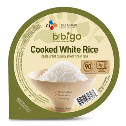 BIBIGO Minuten-Reis, natur, 210 g