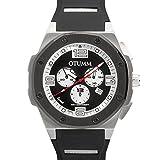 Otumm Speed Acero 006 Negro 53mm Unisex Speed Reloj