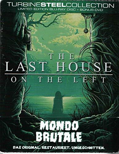 Das letzte Haus links / The Last House on the Left - Limited Uncut Futurepak