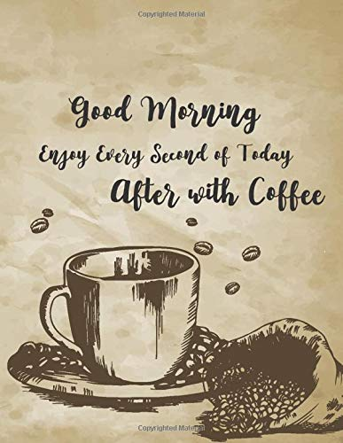 Good Morning Coffee Quotes: Budget Income and Bill Payments Expense Tracker Weekly & Monthly  Paying Off Debts Organizer Planning... | Household Budget Savings  (undated - Start Any Time)