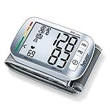 Beurer BC 50 Handgelenk-Blutdruckmessgerät, XL-Display, schnelle und komfortable Messung -