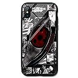 Naruto Shippuden - Coque de téléphone - Akatsuki,pour iPhone 6, iPhone 6S, iPhone 7, iPhone 8