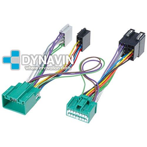 Dynavin BT-Vol.2006 - Conector para Instalar Bluetooth Manos Libres Tipo Parrot, Motorola. en Volvo.