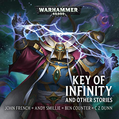 The Key of Infinity & Other Stories audiobook cover art