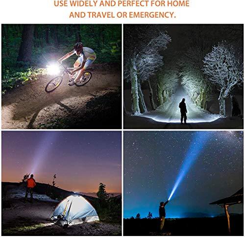 Outlite A100 Handheld LED Flashlight