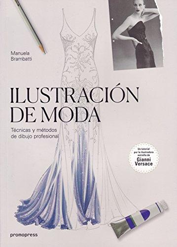 Ilustración de moda: técnicas y métodos de dibujo profesiona