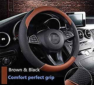 recover leather steering wheel