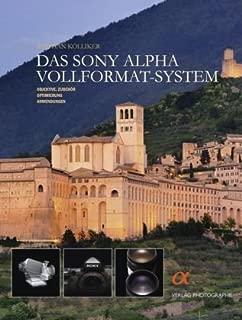 sony alpha vollformat