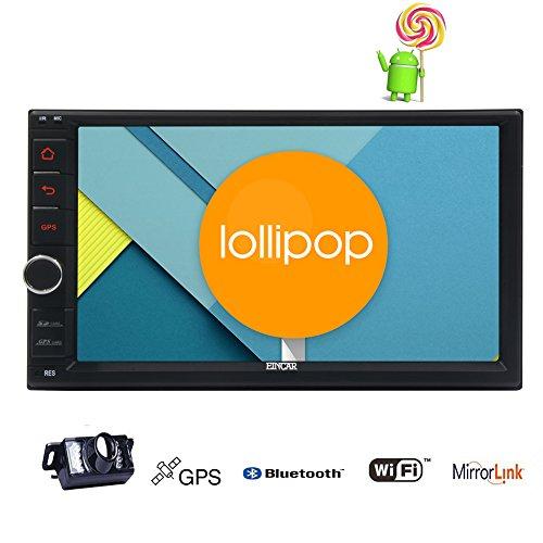 EINCAR 7 '' Double Din Head Unit Android 5.1.1 GPS Navigation Car Stereo Auto Radio Audio 1080P...