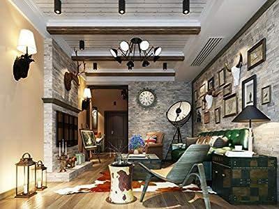 Hot Memory 3D Vintage Embossed Stone Brick Effect Vinyl Wallpaper for Bedroom Living Room TV Background Home Decor 002229