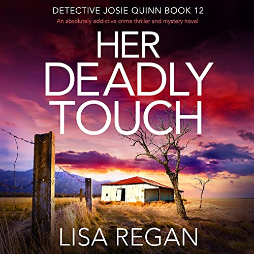 Her Deadly Touch cover art