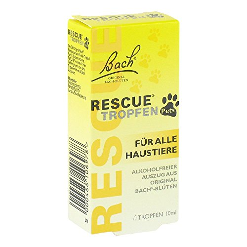 Bach Original Rescue Pets, 10 ml