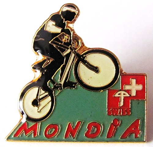 Mondia - Fahrrad - Pin 25 x 25 mm