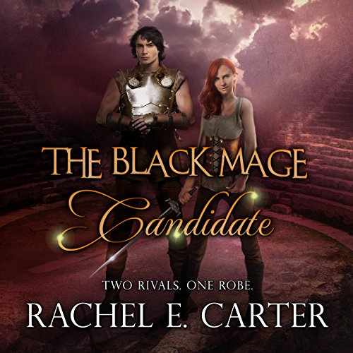 Candidate     The Black Mage, Book 3              De :                                                                                                                                 Rachel E. Carter                               Lu par :                                                                                                                                 Patrice Gambardella                      Durée : 9 h et 51 min     Pas de notations     Global 0,0