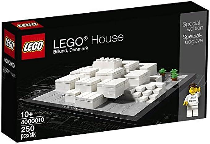 LEGO Architecture 4000010 House Billund Denmark Special Edition Exclusive