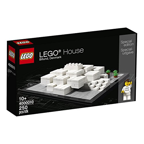 LEGO Architect Billund House [ZABAWKA]