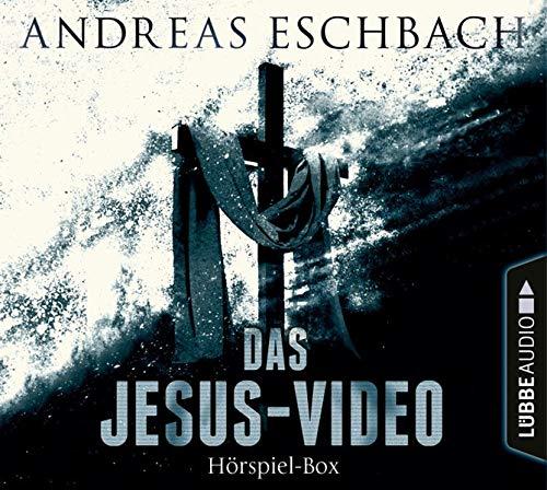 Das Jesus-Video 1-4. Die komplette Hörspiel-Reihe nach Andreas Eschbach Titelbild