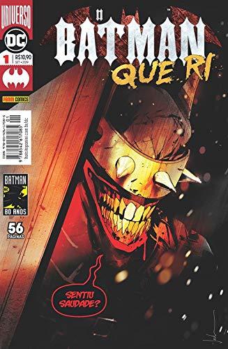 O Batman que Ri - Volume 1