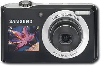 Samsung TL205 12 Megapixel Digital Camera with 3x Optical Zoom, Dual LCD Screens, Smart Auto, Digital Image Stabilization, Silver