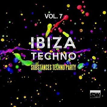Ibiza Techno, Vol. 7 (Substances Techno Party)