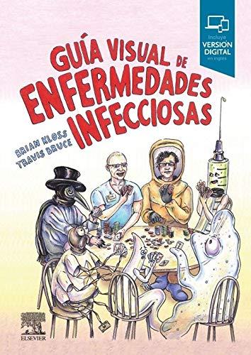 Guía visual de enfermedades infecciosas, 1e