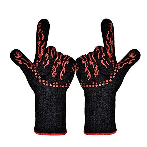 ETmate 1 Paio GUANTI Gloves Heat RESISTENTI AL CALORE...