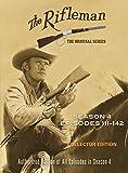 The Rifleman Official Season 4 (Episodes 111 - 142)