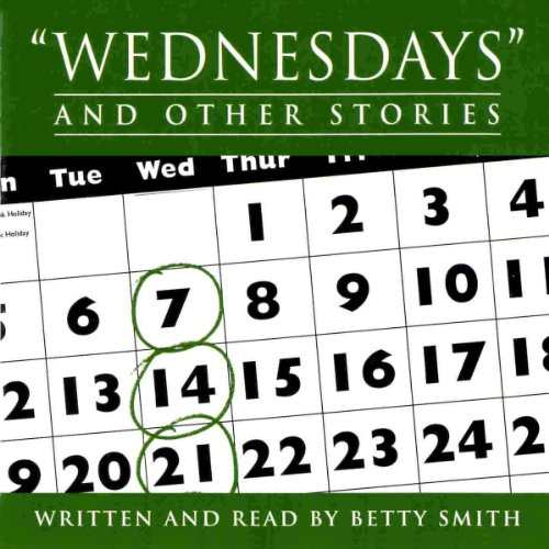 Wednesdays and Other Stories audiobook cover art