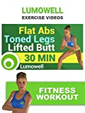 Exercise Videos: Flat Abs, Toned Legs and Lifted Butt - Fitness Workout