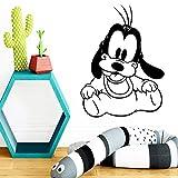 wZUN Exquisitas Pegatinas de Pared de Dibujos Animados para Sala de Estar, decoración del hogar, habitación para niños, decoración del hogar, 42X55 cm
