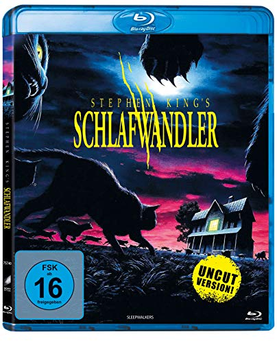 Stephen Kings Schlafwandler - Uncut Version [Blu-ray]