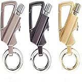 HHYSPA Ultimate Keychain Unlimited Fire Starter, Keychain Multitool...