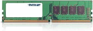 Patriot Memory 4GB DDR4 2133Mhz módulo de - Memoria (4 GB, 1 x 4 GB, DDR4, 2133 MHz, Verde)