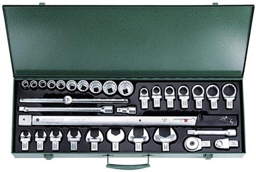 Stahlwille 730R/40 32 TLG. Drehmomentschlüsselsatz