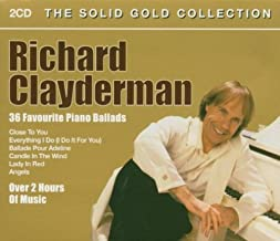 36 Favourite Piano Ballads: The Solid Gold Collection Set
