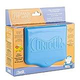 Contour CPAP Reinigungstücher - 72 Stück - Effektive Reinigung für CPAP-Maske (Zitrus)