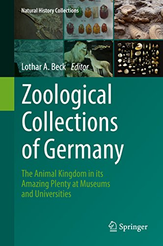 Zoological Collections of Germany: The Animal Kingdom in its Amazing Plenty at Museums and Universities (Natural History Collections) (English Edition)