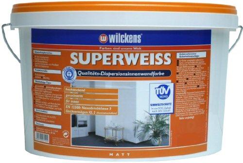 Wilckens Superweiss, 2,5 L, weiß 13291000080