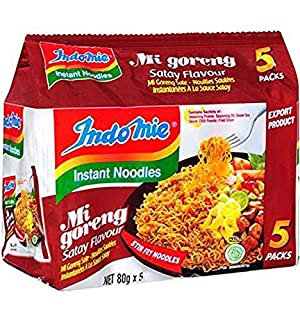 Indomie Migoreng Instant Noodles 5 Packets, 400 g (B082HHCS7W) | Amazon price tracker / tracking, Amazon price history charts, Amazon price watches, Amazon price drop alerts